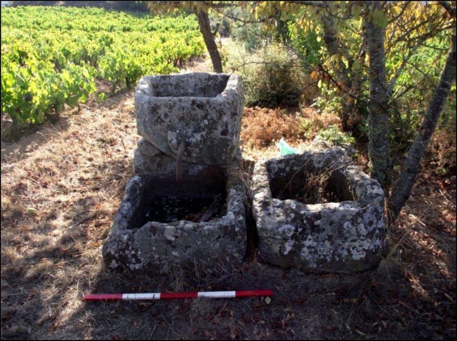 Arcivos. Antichi impianti di produzione del vino da Neoneli (OR)
