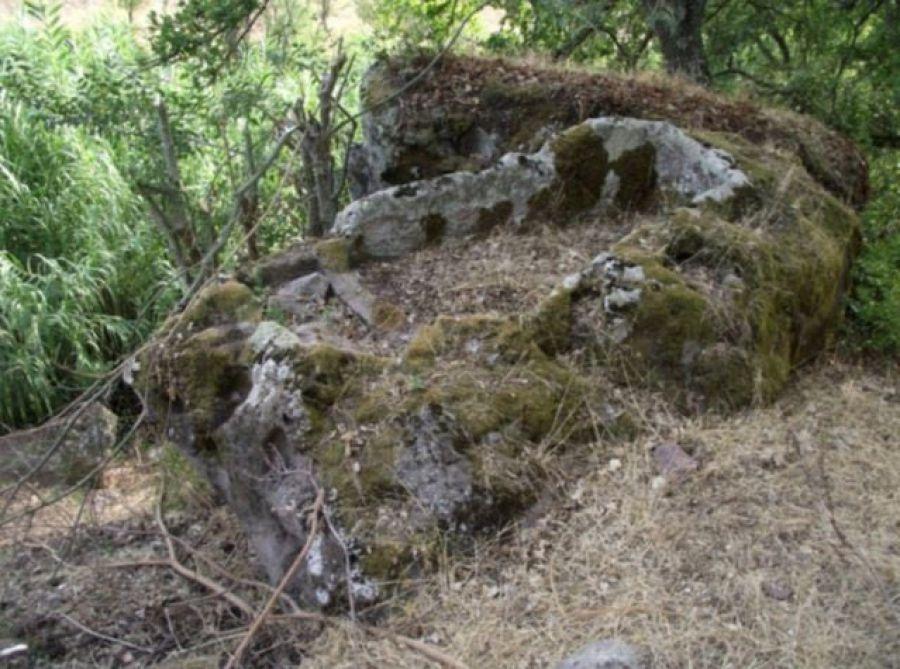 Le antiche vasche da vino di Ula Tirso (OR)