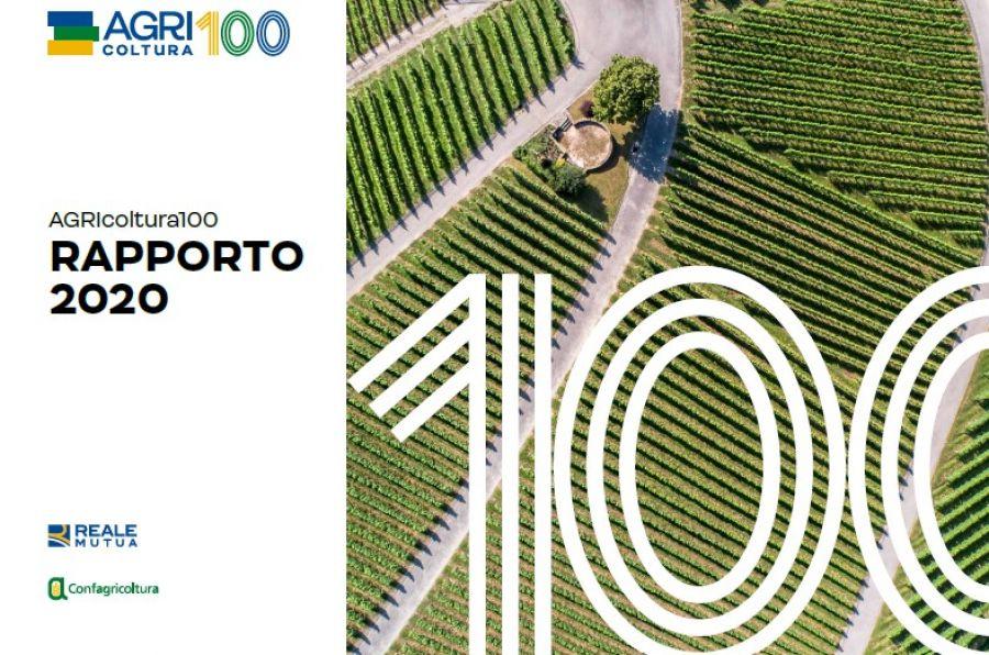 AGRIcoltura100: la sostenibilità delle imprese agricole per la ripresa del Paese