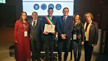 Ghemme: consegnato il premio per il miglior piano regolatore delle Città del Vino