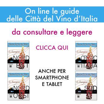 Guida on-line alle Città del Vino d'Italia